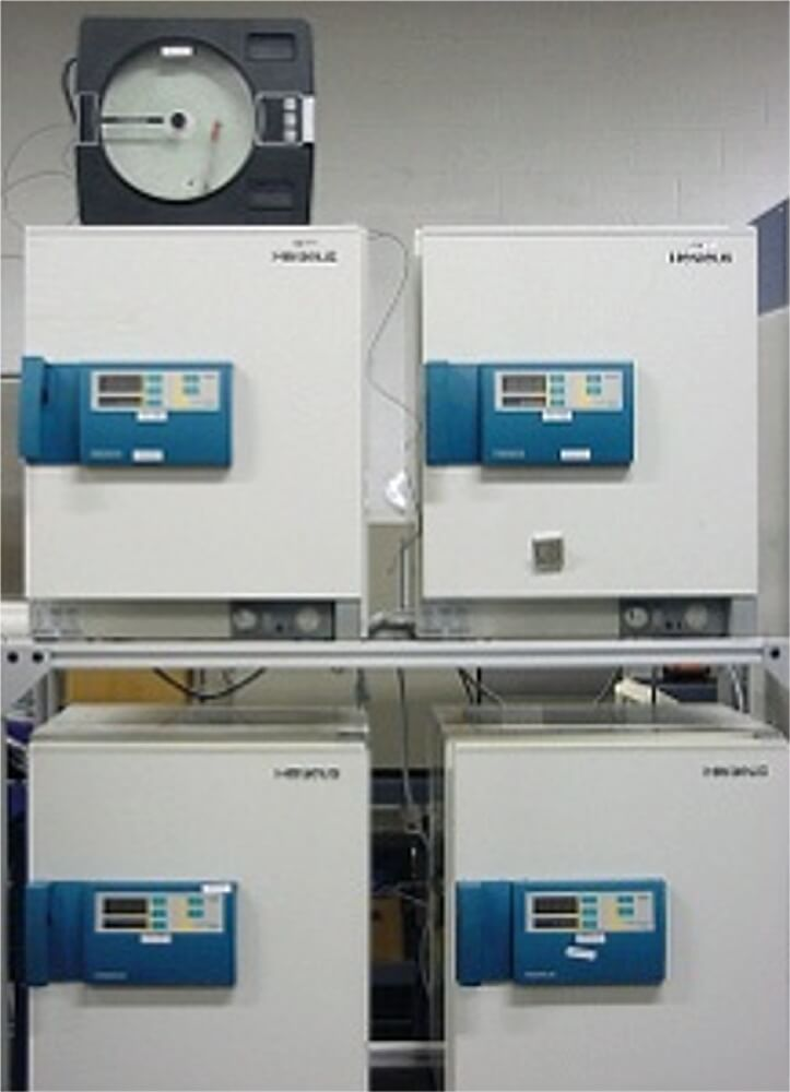 High Temperature Test Ovens